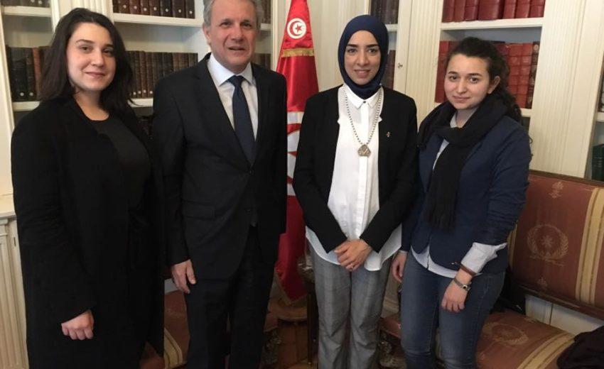 site de rencontre entre tunisien de france
